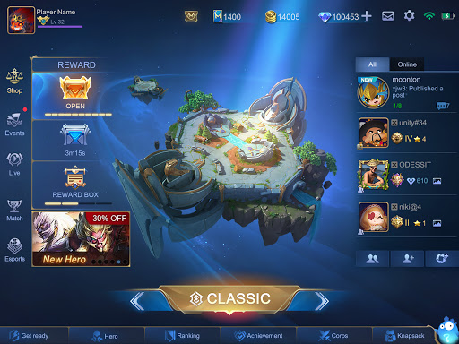 Mobile Legends: Bang Bang screenshots 21