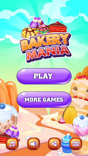 Bakery Mania: Match 3  screenshots 1