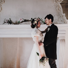 Fotografo di matrimoni Erika Zucchiatti (zukskuphotos). Foto del 31.01.2017