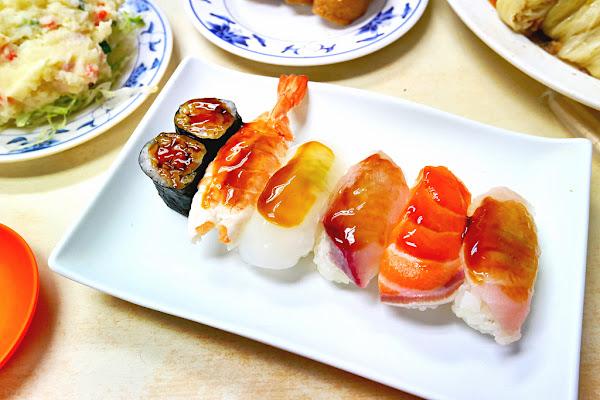 今日壽司 /通化街從小吃到大始終好味道