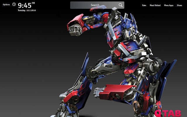 Transformers Wallpapers Transformers New Tab
