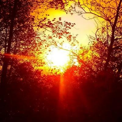 Colori del tramonto di Fra_