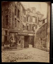 Photo: Cour de Rouen - passage du Commerce (6e ar)
