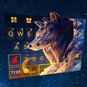 Dreamer Wolf Keyboard Theme icon