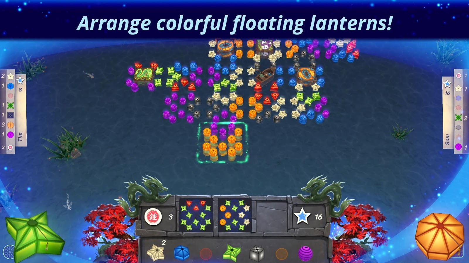 Lanterns: The Harvest Festival- screenshot