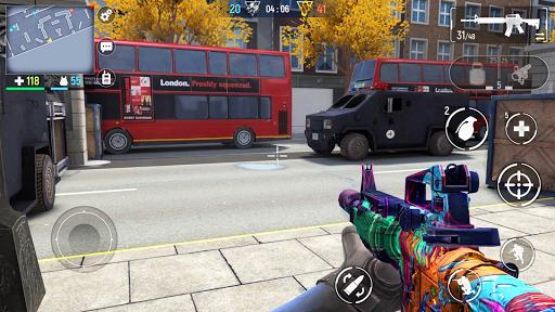 Modern Ops - Jeux de Guerre (Online Shooter FPS)  captures d'écran 1