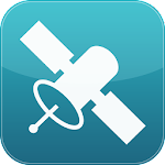 GPS Data Icon