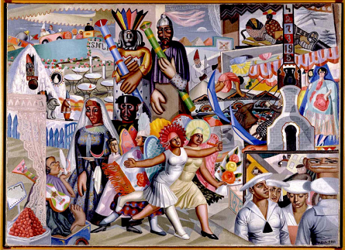Spanish female artists Maruja Mallo