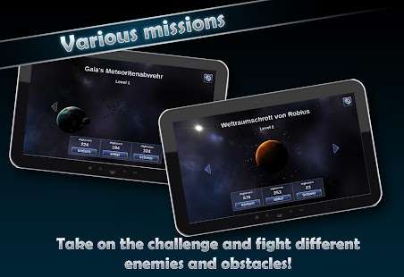 StarWatch - 3D Space Shooter- screenshot thumbnail