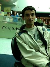 Photo: Carlos Miguel tem 36 anos e sofre de esclerose lateral amiotrófica (foto Cláudia Tonelo)
