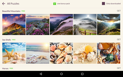 Jigsaw Puzzle Plus 3.9.1 screenshots 13