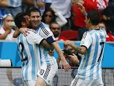 Copa America: l'Argentine étrille les Etats-Unis en demi-finale