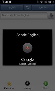 iTranslate - free translator - screenshot thumbnail