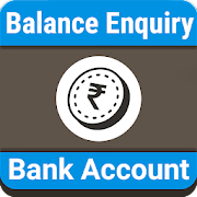 Balance Enquiry Bank Account