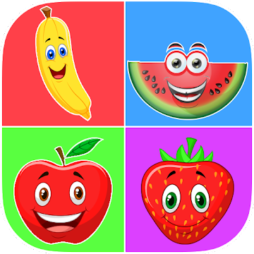 Kids Game: Match Fruits