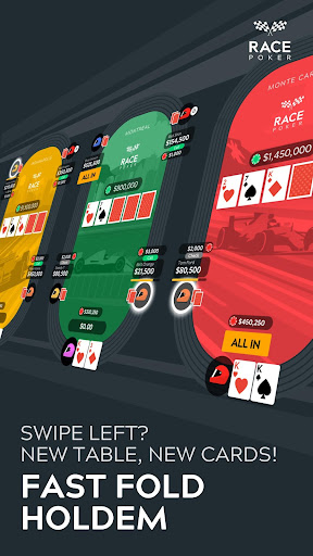 Race Poker 1.2.2 screenshots 6