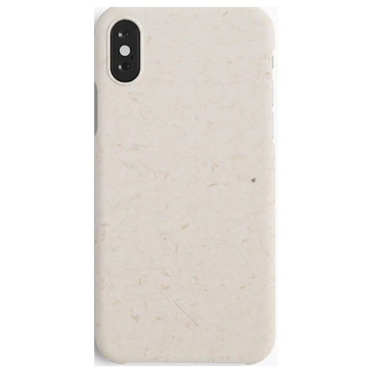 A Good Mobile Case iPhone X,XS Vanilla White