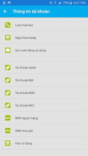 My VinaPhone 2.12 screenshots 4