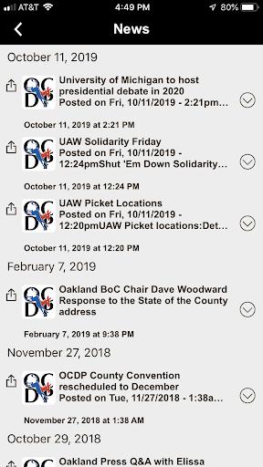Oakland County Democratic Party cheat hacks