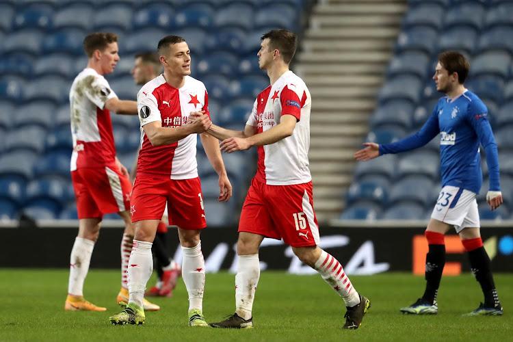 Toujours invaincu, le Slavia Prague est champion de Tchéquie
