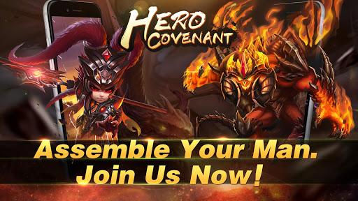 Hero Covenant  captures d'écran 1