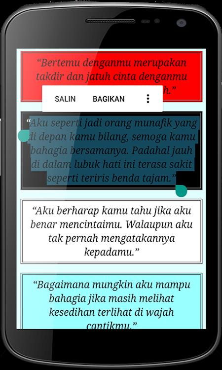 410+ Gambar Kata Kata Quotes Jomblo HD Terbaru