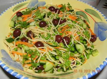 Grammie's Pasta Salad