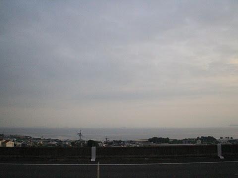 伊予鉄道「オレンジライナー」名古屋線 5409 車窓 その1