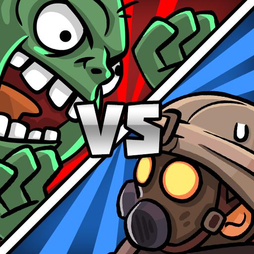 Merge Zombie: idle RPG