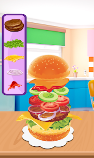Tải Game Trò chơi nấu ăn Sky Burger