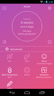 Ovu - Period Tracker Free- screenshot thumbnail
