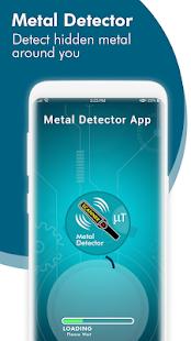 Download Metal Detector : Free Metal Finder : Metal founder For PC Windows and Mac apk screenshot 1