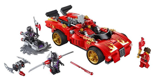 Ninja Toys Collector