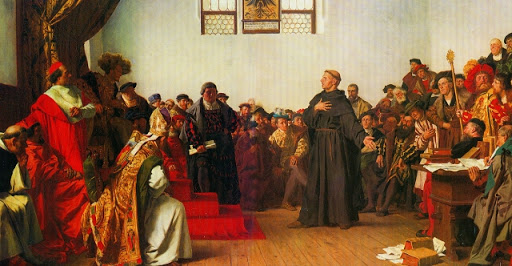 Martin Luther and the birth of the Self