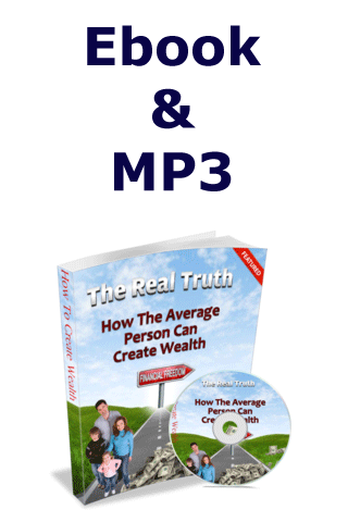 Creating Wealth Right Now Book
