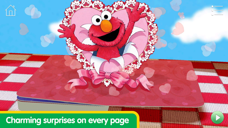 Elmo Loves You- screenshot