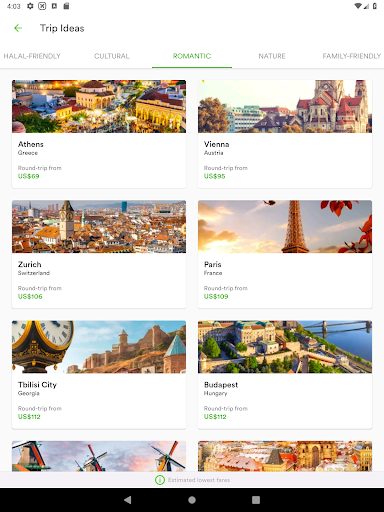 Wego Flights, Hotels, Travel Deals Booking App 6.0.7 Screenshots 24
