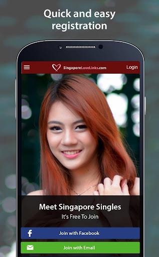 SingaporeLoveLinks - Singapore Dating App 3.1.5.2411 screenshots 1