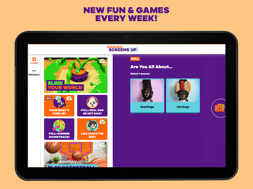 Download SCREENS UP by Nickelodeon MOD APK 7