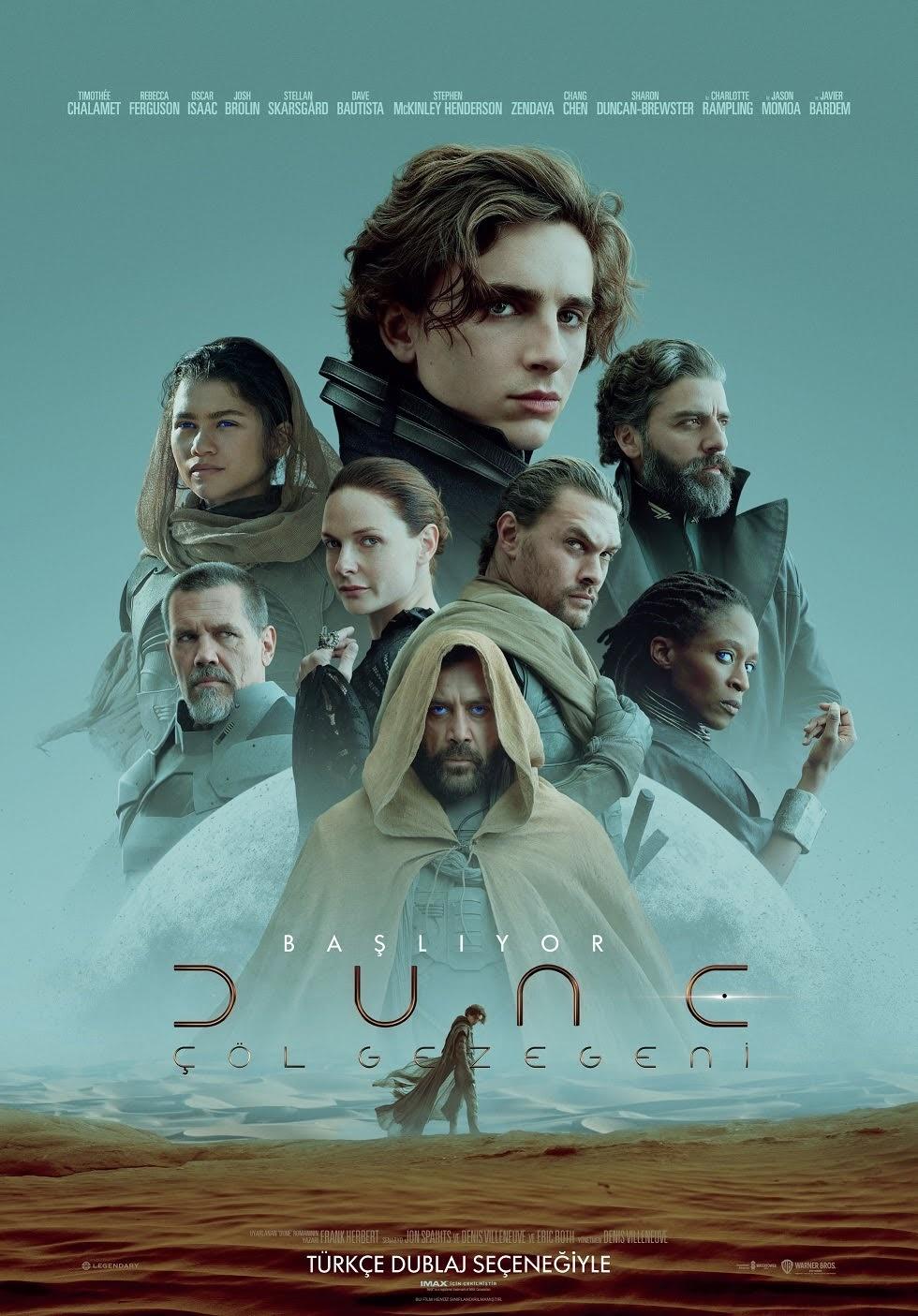 Dune: Çöl Gezegeni - Dune (2021)