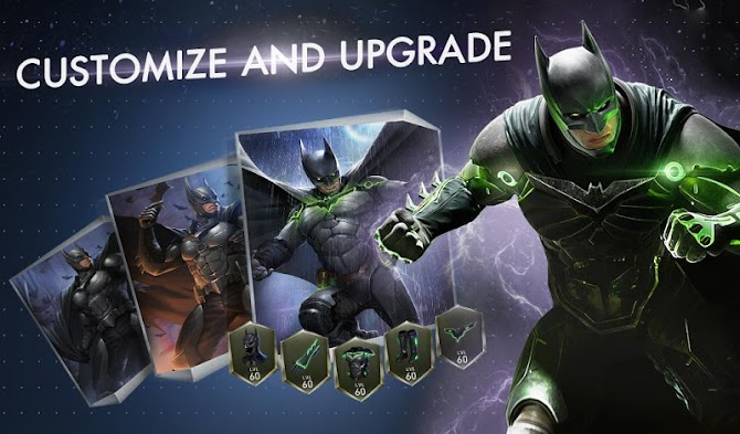 Injustice 2 Android 4