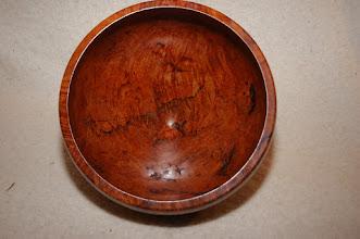 "Photo: Bigleaf maple Burl bowl 10"" x 8"""