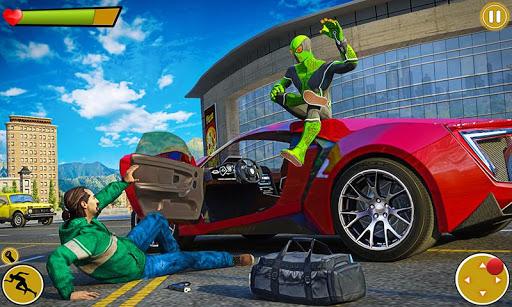 Frog Ninja Hero Gangster Vegas Superhero Games 1.1 screenshots 5