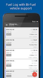 Fuelio: Fuel log & costs Screenshot 5