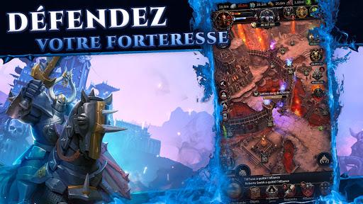 Code Triche Warhammer: Chaos & Conquest u2013 Formez votre troupe APK MOD screenshots 6
