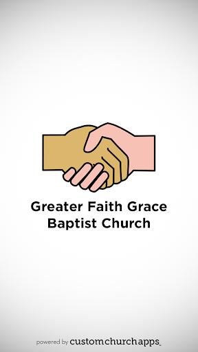 Greater Faith Grace Bible