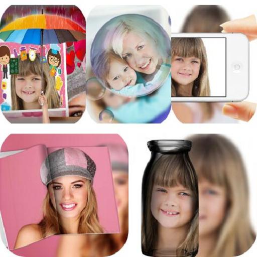 PIP相机孩子 攝影 App LOGO-硬是要APP