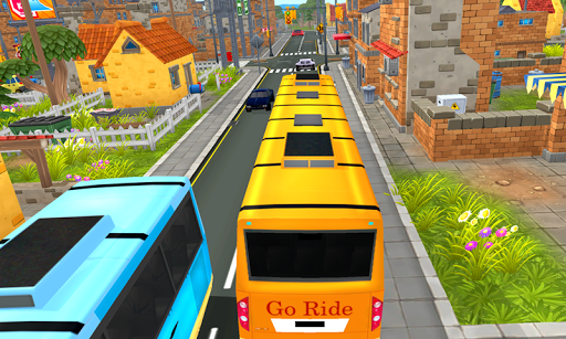 Screenshots von Subway Bus Racer 1