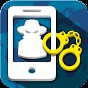 mobile thief alarm screen lock icon