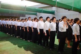 Photo: 閉会式